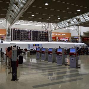 激安航空会社ノックスクート(XW101便)で成田からバンコクへ出陣じゃぁ!