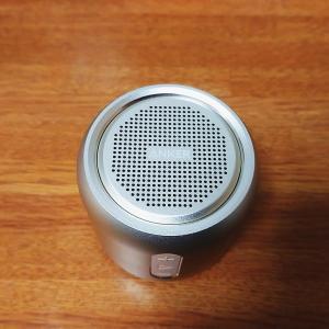 【コスパ最強】Anker SoundCore mini レビュー&使い方 ドリンクホルダーにピッタリ収まるBluetoothスピーカー