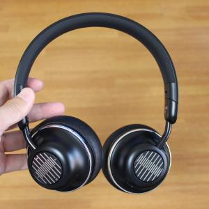 【OneOdio SuperEQ S2 レビュー】お手頃価格でお値段以上のANC Bluetoothヘッドフォン
