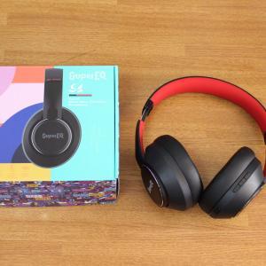 【OneOdio SuperEQ S1 レビュー】低価格で高音質、ノイズキャンセリングが優秀な Bluetoothヘッドフォン