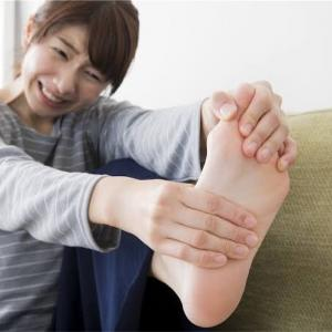 足がつった時の対処法と足がつらないようにする2つのポイント