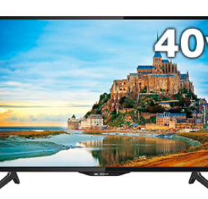 【転売注意】メルカリでAQUOS40V型4Kテレビを売ると3万円以上の利益がでる秘密【ひかりTVショッピング】