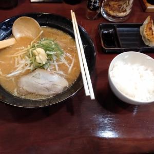 川崎駅東口近くの「らーめん 萬〇屋 川崎店」で食べた、濃厚味噌らーめんが美味い!