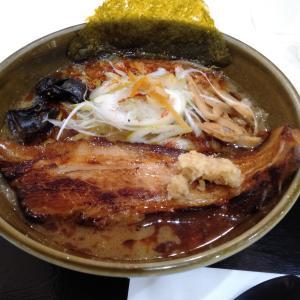 ラーメン店「札幌みその ラゾーナ川崎店」にて、期間限定の特大チャーシュー入り辛味噌らーめんを食べてみた