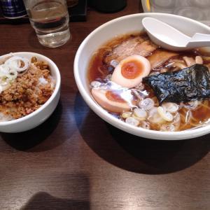 アトレ川崎B1F「中華そば いちや 川崎店」にて、18種類もの厳選素材を使ったこだわりスープの、あっさり醤油ラーメンを食べてみた