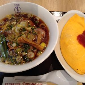 「洋食や 三代目 たいめいけん ラゾーナ川崎プラザ店」で、洋食やのラーメンとオムライスを食べてみた