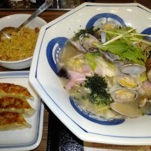 3月27日新規オープン!「リンガーハット 京急ストア川崎店」で、季節限定メニューのあさりたっぷりちゃんぽんを食べてみた
