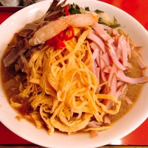 中国料理 東方紅飯店で、冷し中華を食べてみた