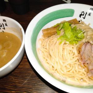 自家製麺 麺屋 利八で、限定メニューの酒粕つけ麺を食べてみた