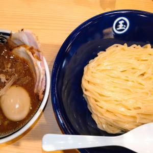 玉(ぎょく) JR川崎タワー店で、特製つけめんを食べてみた