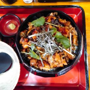 名代 宇奈とと 川崎店で、ひつまぶしを食べてみた
