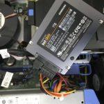 CドライブをSSDへ換装覚書