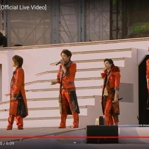 【動画付き】YouTubeで「A・RA・SHI」のライブ映像が待望の解禁!!