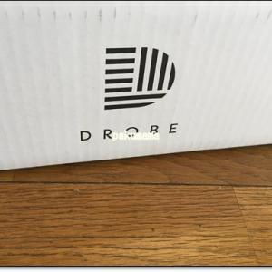 DROBE(ドローブ)商品到着から返送まで