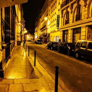 夜 Paris