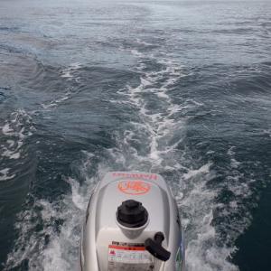 富山湾で2馬力ライトジギング