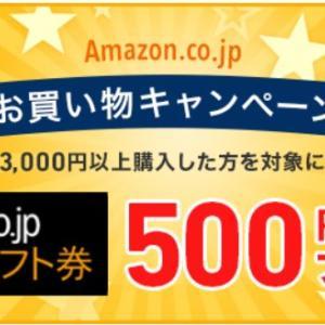 ECナビ 「Amazonギフト券プレゼントキャンペーン」開催中!
