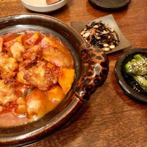 鍋料理続く…鶏からトマト煮込み