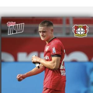 Florian Wirtz のTopps Now 発行数は2,141枚