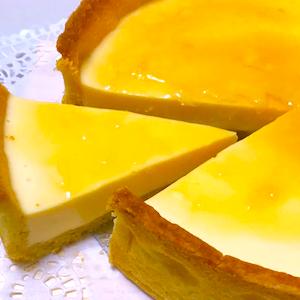 ビスケットでつくる簡単イタリアンプリンタルトのレシピ