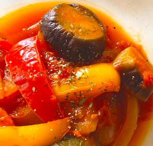 野菜たっぷりフランス簡単ラタトゥーユのレシピ