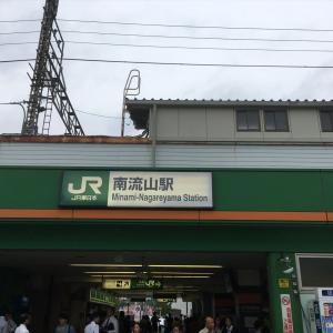 【JR南流山駅】ホームのエレベーター・エスカレータ・階段・待合室の位置