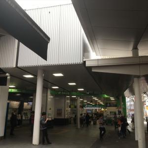 【JR南越谷駅】武蔵野線ホームのエレベーター・エスカレータ・階段・待合室の位置