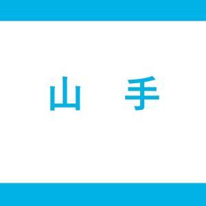 【JR山手駅】根岸線(2番線:大宮・八王子方面)の階段・エスカレーター・エレベーター付近の降車位置情報