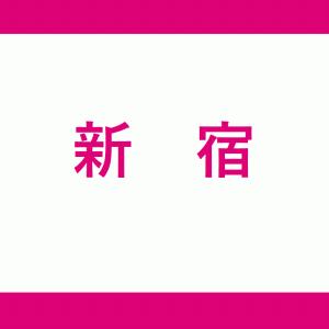 【新宿駅】京王新線・都営新宿線(5番線:本八幡方面)の階段・エスカレーター・エレベーター付近の降車位置情報