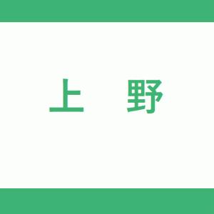 【JR上野駅】新幹線ホームの階段・エスカレーター・エレベーターに近い降車位置情報