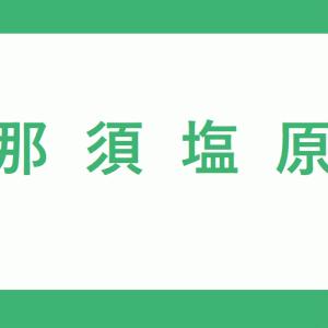 【JR那須塩原駅】新幹線ホームの階段・エスカレーター・エレベーターに近い降車位置情報