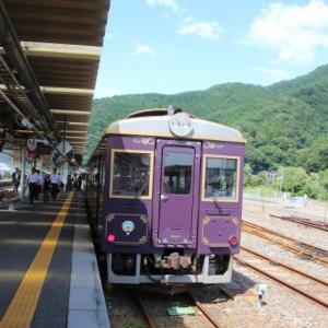 三陸鉄道で宮古へ、大槌城、千徳城見学