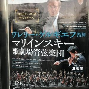堺にゲルギエフ/マリインスキー歌劇場管弦楽団のコンサートを聴きに行く