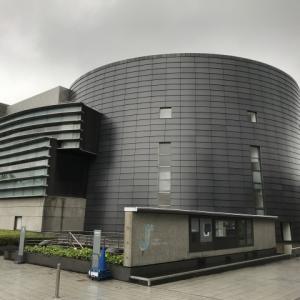 福田美術館の「若冲展」を見てから、最大レベル警戒態勢の京都市響の定期演奏会へ