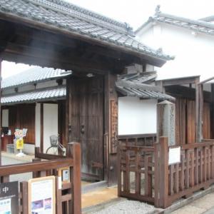 草津宿を見学後、彦根でタブレットを回収してから比叡平の木下美術館へ