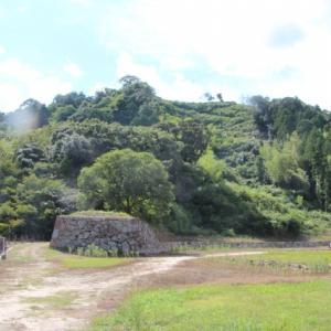 旅の主目的であった月山富田城見学を強行する