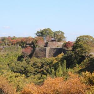 竹田に立ち寄って岡城を久しぶりに見学、石垣でお腹いっぱい