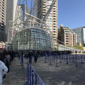 大フィルの定期演奏会前に立ち寄ったロンドン・ナショナル・ギャラリー展は三密状態