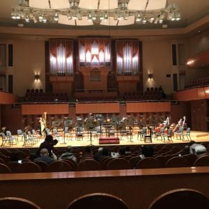 関西フィル第316回定期演奏会で久しぶりにザ・シンフォニーホールへ