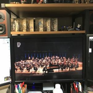パリ管弦楽団のライブ配信でブルックナーを
