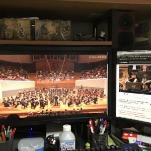 東京交響楽団のニコニコライブを試聴する