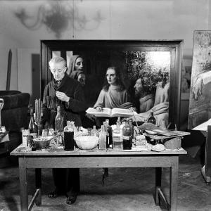 4/2 BSプレミアム ダークサイドミステリー「ナチスをだました男 20世紀最大の贋作事件」
