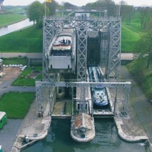 9/6 TBS系 世界遺産「100年前の運河!ベルギー水辺の旅」