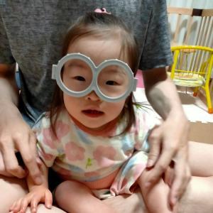 乱視のひー様、視力検査を受ける。眼鏡はいつからかけることになるかな?