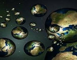 パーソナルバブルの揺らぎと平行世