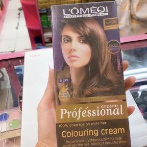 海外の市販カラー剤でヘアカラーしてみたら思った以上に綺麗に染まる事が判明