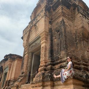 カンボジア シェムリアップの世界遺産アンコールワットに行ってきた!