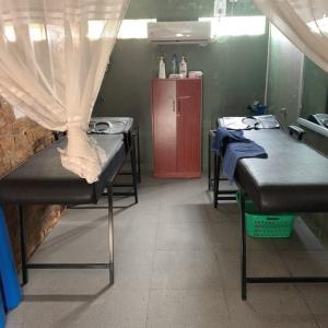 私の開業準備中の美容室
