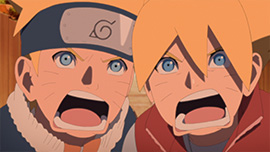 [海外の反応] Boruto: Naruto Next Generations 第129話 サスケとボルトがナルトの少年時代にタイムスリップ!