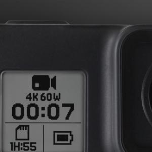 GoPro8が発表間近!!初心者が買うべきアクションカメラを考えてみる